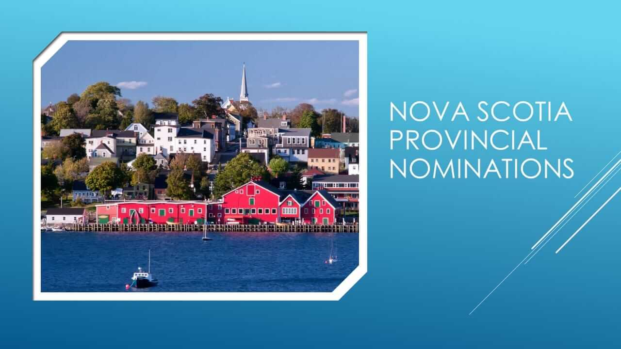nova scotia pnp process 2018