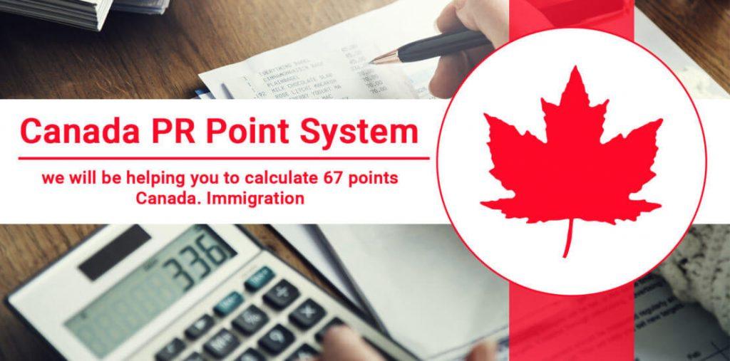 67 Points Calculator